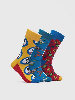 Happy Socks 3-pack Beatles Collectors Box #2 2000