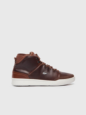 Sneakers & streetskor - Lacoste Explorateur Classic 3181 Dark Tan / Brown