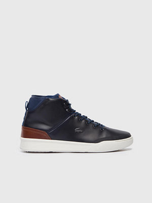 Sneakers & streetskor - Lacoste Explorateur Classic 3181 Navy / Brown
