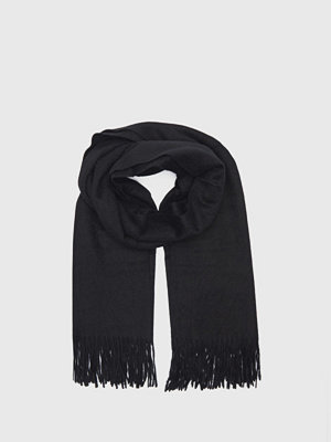 Dr. Denim Charlie Scarf Black