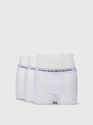Polo Ralph Lauren 3 Pack Trunk White
