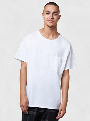 T-shirts - Dr. Denim Archer Tee White