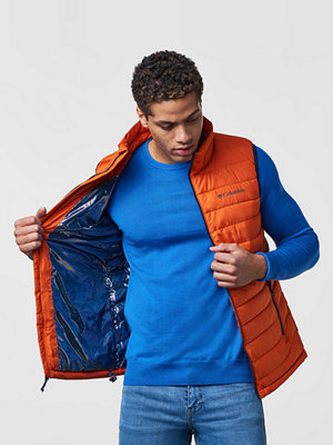 Västar - Columbia Powder Lite Vest 866 Orange