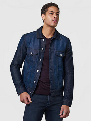 Jeansjackor - Dr. Denim Dwight Jacket Night Wash