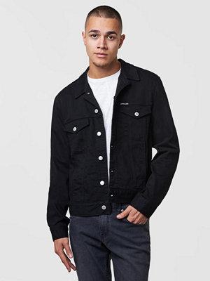 Jeansjackor - Calvin Klein Jeans Classic Trucker 911 Stay Black