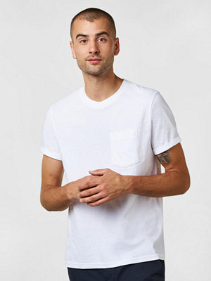 T-shirts - Filippa K Single Jersey Pocket Tee White