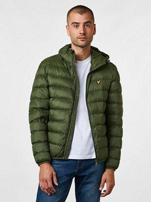 Lyle & Scott Light Weight Puffer jacket Z358 Woodland Green