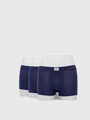 Frank Dandy 3-pack Bamoo Trunk Dark Navy