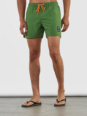 Frank Dandy The Mauler Swimshorts Green