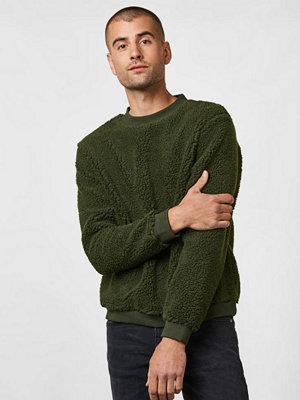 Studio Total Jeffery Pile Sweater Green