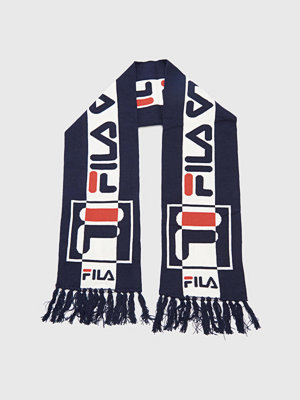 Halsdukar & scarves - Fila Fila Scarf 170 Black Iris