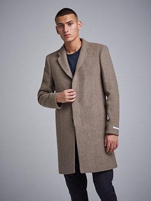 Les Deux Frielle Tailored Coat Light Brown