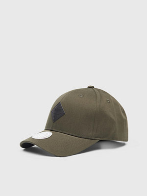 Kepsar - Upfront Baltimore Black Baseball Cap 0036 Army Green