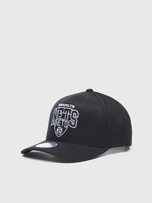 Kepsar - Mitchell & Ness Team Arch Brooklyn Nets Black