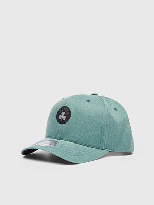 Kepsar - Mitchell & Ness Washed Heather Snapback Boston Celtics Green