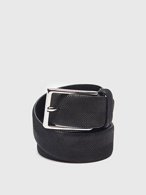 Bälten & skärp - Oscar Jacobson OJ Belt 15652 Black