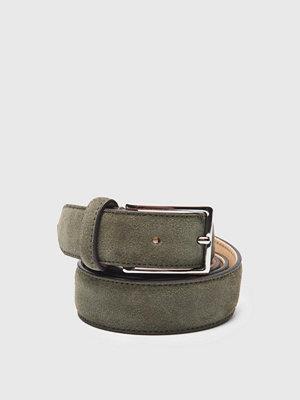 Bälten & skärp - Oscar Jacobson OJ Belt 15028 Olive