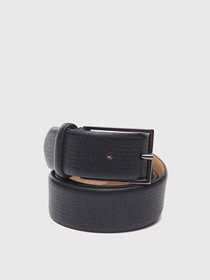 Bälten & skärp - Oscar Jacobson OJ Belt 15653 Black