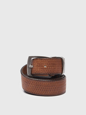 Bälten & skärp - Saddler Belt 78693 Brown