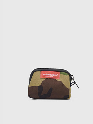 Plånböcker - Manhattan Portage Coin Purse Camo