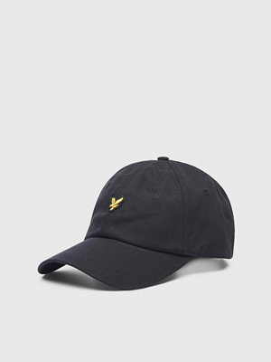 Kepsar - Lyle & Scott Baseball Cap 572 True Black