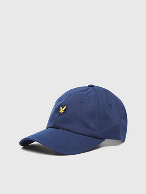 Kepsar - Lyle & Scott Baseball Cap Z271 Dark Navy
