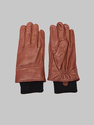 Handskar & vantar - Royal Republiq Ground Glove Short/ Wool Rib 06000 Tan