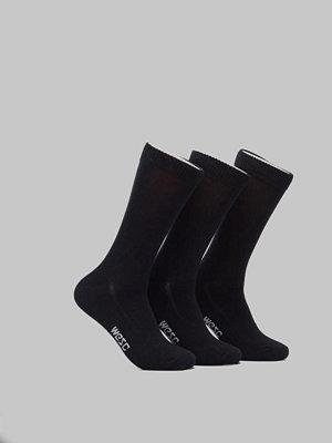 Strumpor - WESC Fashion Sock 3 Pack Black