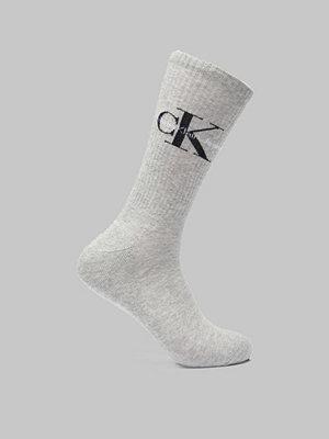 Calvin Klein Underwear Desmond Logo Rib 520 Grey