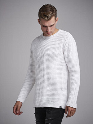 Tröjor & cardigans - William Baxter Donaldson Knitted Sweater Off white