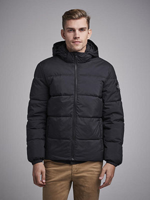 Calvin Klein Jeans Hooded Down jacket 099 Black