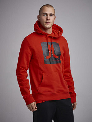 WESC Box Icon Flame Scarlet
