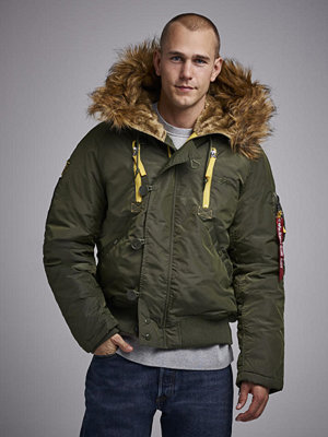 Alpha Industries PPS N2B 257 Dark Green