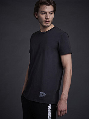 T-shirts - Modernist Worn Out Tee Black