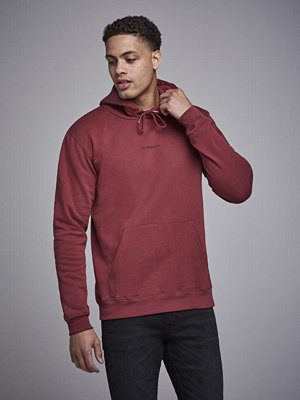 NN07 Barrow Hoodie 3385 512 Washed Red