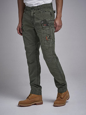 Byxor - Superdry Core Parachute Cargo Army