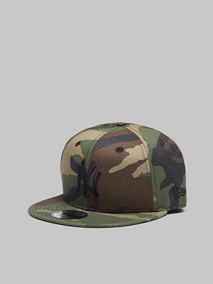 Kepsar - New Era 9Fifty Camo All Over Print New York Yankees
