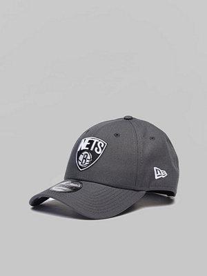 New Era 9Forty Poly Snap Brooklyn Nets Grey