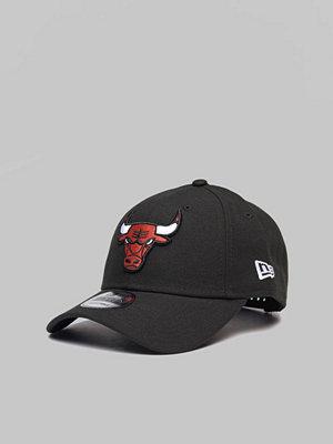 New Era 9Forty Poly Snap Chicago Bulls Black