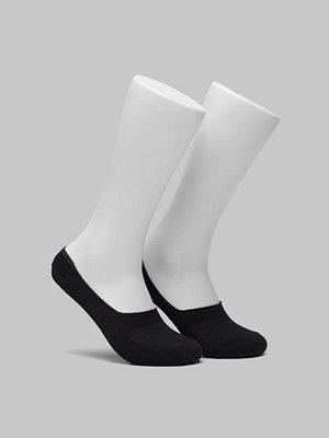 Strumpor - Studio Total ST NO Show Socks 2pk Black