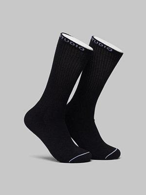Strumpor - Studio Total ST Crew Sock 2-pack Black
