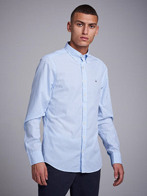 Gant The Broadcloth Banker Slim BD Capri Blue