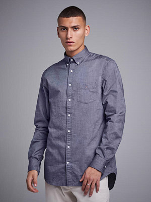 Gant The Oxford Shirt Reg BD Black