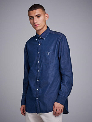 Gant The Indigo Reg BD Dark Inigo