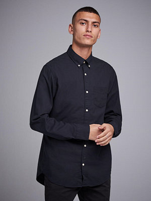 Gant Winter Twill Reg BD Black