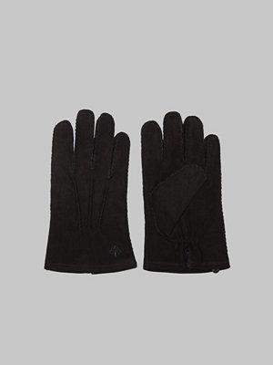 Handskar & vantar - Morris Morris Suede Glove Black