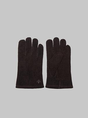 Handskar & vantar - Morris Morris Suede Glove Brown