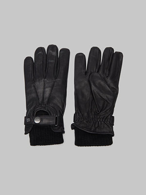 State of WOW Alex Leather Glove 0099 Black