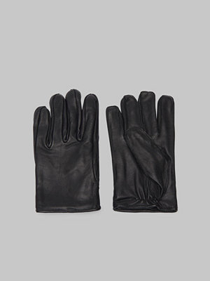 State of WOW Geo Leather Glove 0099 Black