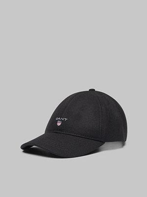 Kepsar - Gant Gant Melton Cap Black